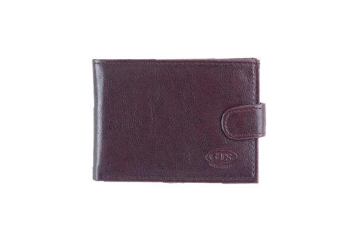 Ανδρικό πορτοφόλι με κούμπωμα