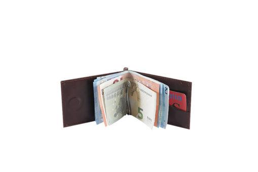 Ανδρικό πορτοφόλι με κλιπ