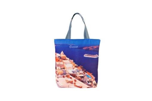 Υφασμάτινη τσάντα θαλάσσης
