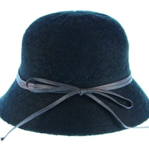 Μάλλινο γυναικείο καπέλο 2