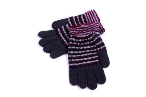 Παιδικό γάντι Striped