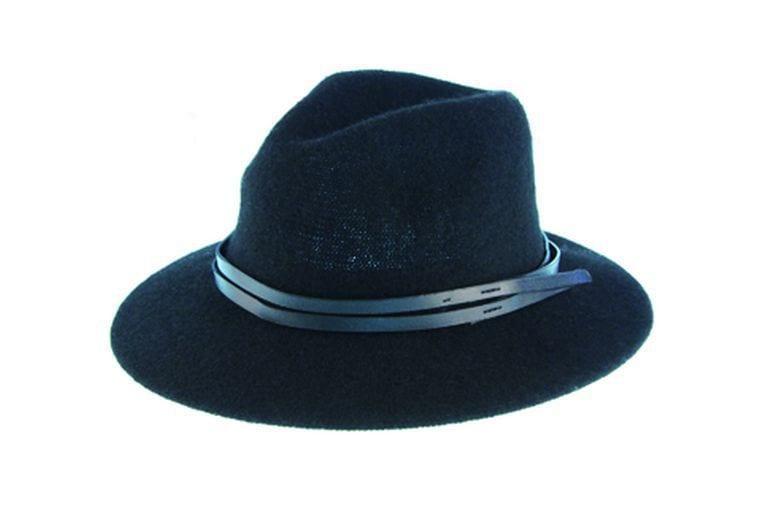 Μάλλινο καπέλο Fedora