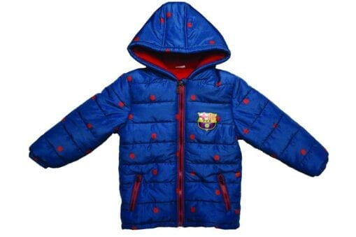 Μπουφάν παιδικό F.C Barcelona