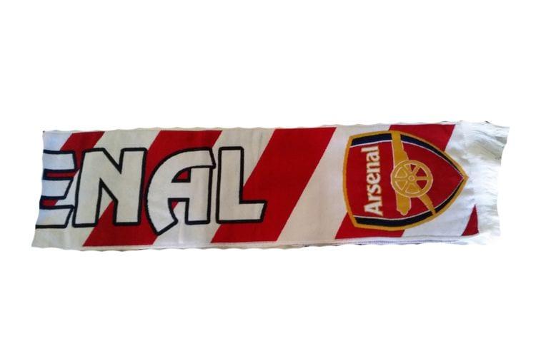 Κασκόλ Arsenal