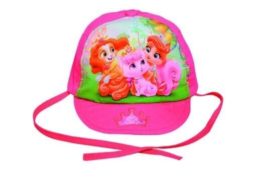 Καπέλο μπεμπέ με σχοινάκια