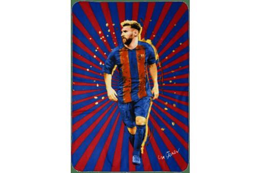 Φλις κουβέρτα Messi
