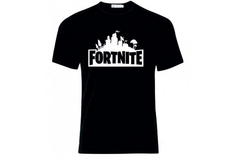 54b56d9216fd Παιδική μπλούζα Fortnite