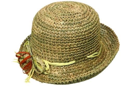 Χειροποίητο καπέλο Visor