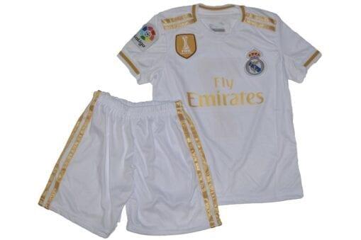 Ποδοσφαιρικό σετ Hazard-Real Madrid