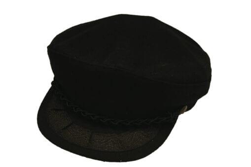 Μάλλινο καπέλο καπετάνιου