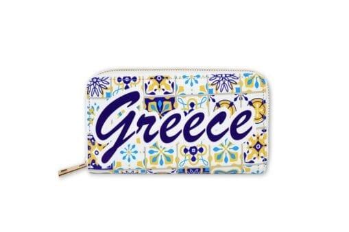 Γυναικείο πορτοφόλι Aegean