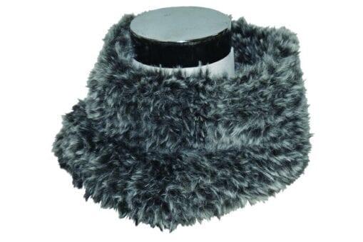 Γυναικείος λαιμός fake fur