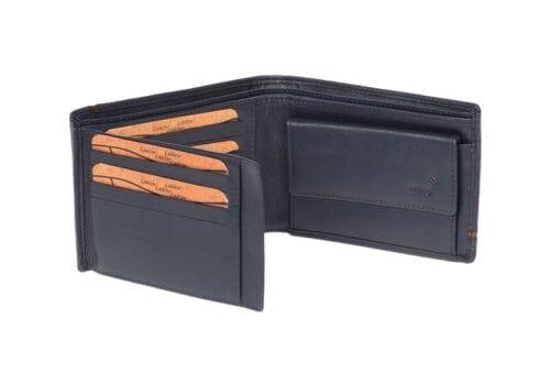 Οριζόντιο δερμάτινο πορτοφόλι Lavor
