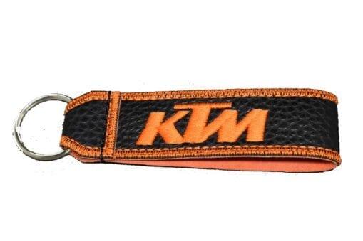 Μπρελόκ KTM από τεχνόδερμα