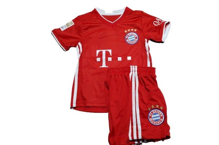 Σετ ποδοσφαίρου Lewandowfski-Bayern Munchen 2021