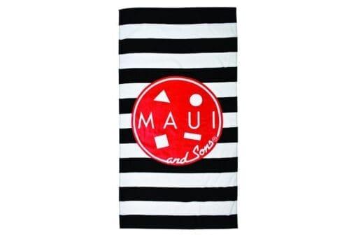 Maui & Sons πετσέτα θαλάσσης 1.50 x 0.75 cm